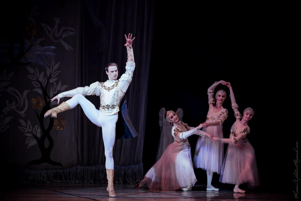 Громкая балетная премьера в Украине