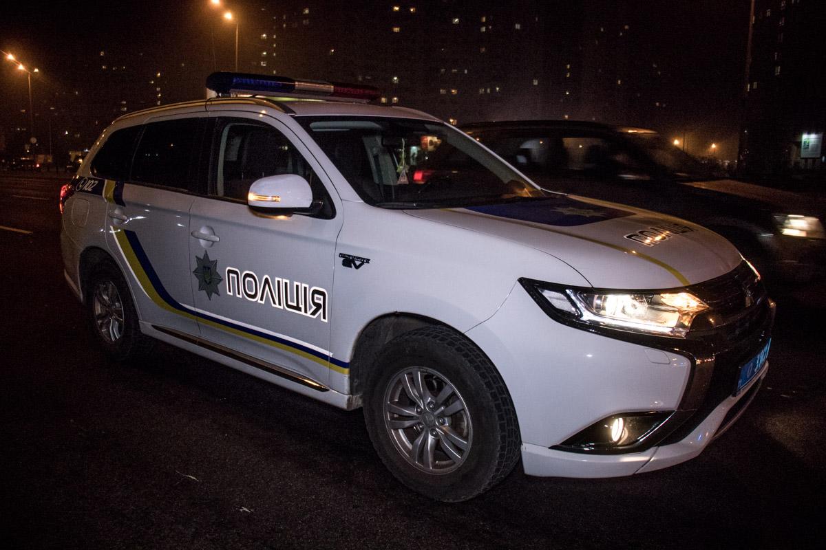 Полицейские остановили подозрительный автомобиль в пятницу, 9 ноября, около 22:15