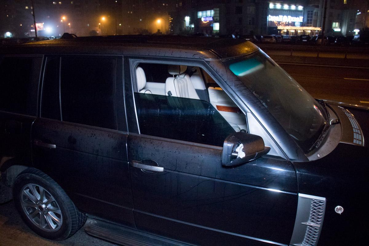 Оружие не было зарегистрировано в полицейской базе