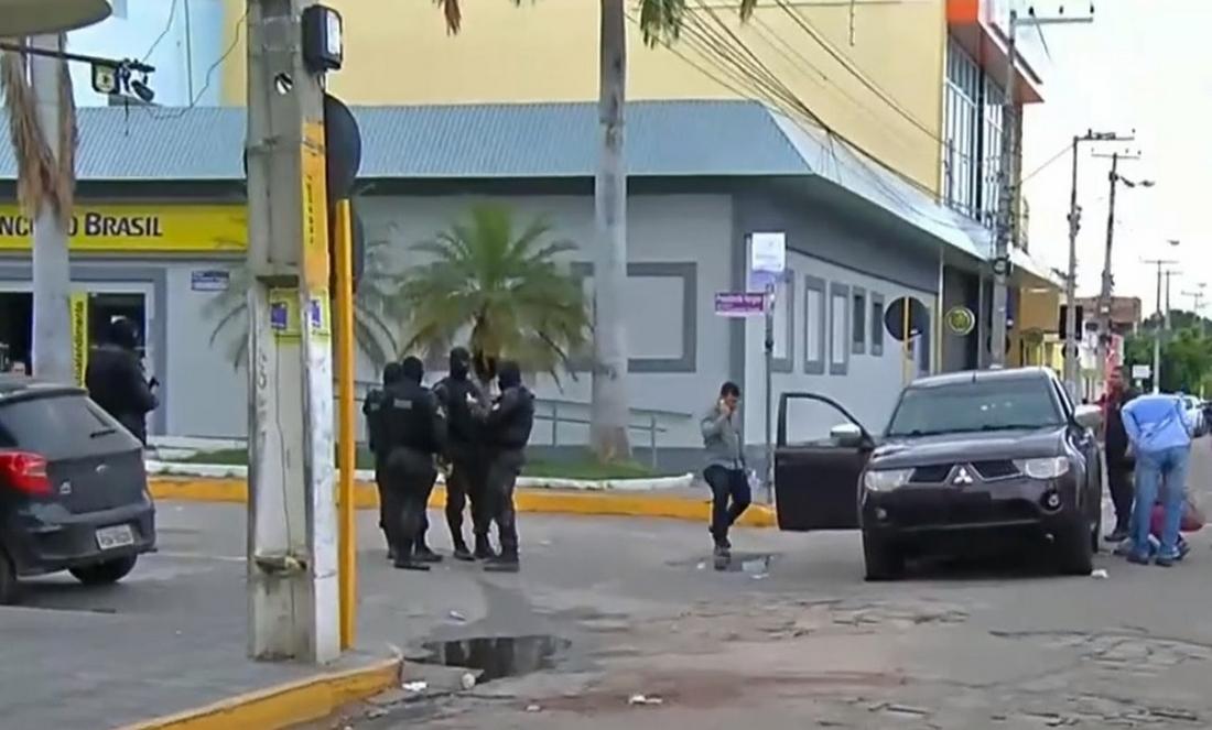 В Бразилии во время ограбления убили 13 человек, из них 2 детей