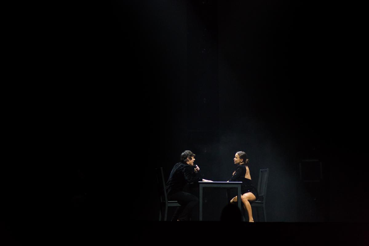 Романтик Alekseev на сцене M1 Music Awards 2018