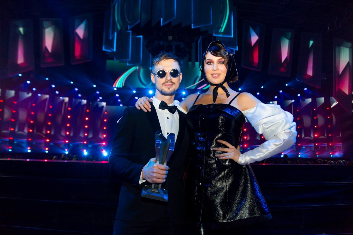 Группа MARUV - победители номинации Dance Parad
