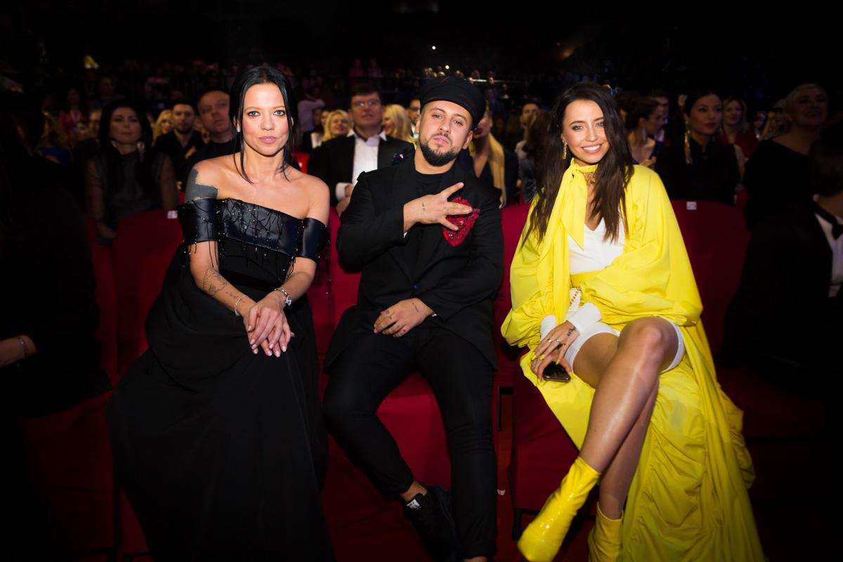 В Киеве прошла торжественная церемония награждения победителей украинской премииM1 Music Awards 4 Seasons