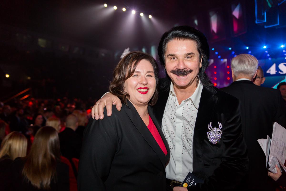"""Если бы была номинация """"Самые сексуальные усы Украины"""", победитель был бы очевиден - это Павло Зибров"""