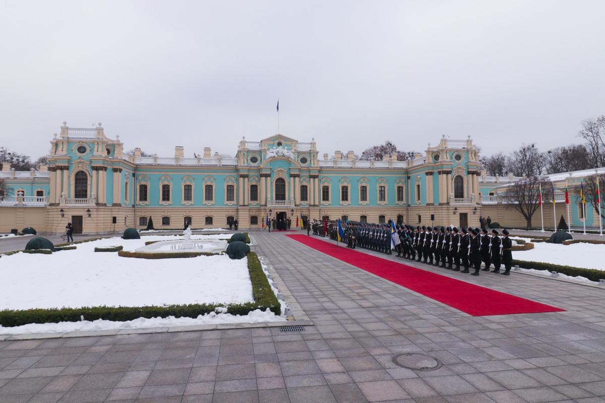 В программе визита президента Литвы - подписание ряда двусторонних документов