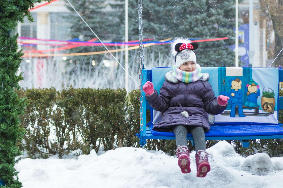 «Зимова Країна на ВДНГ» уже четвертый год подряд будет радовать как больших, так и маленьких гостей развлечениями