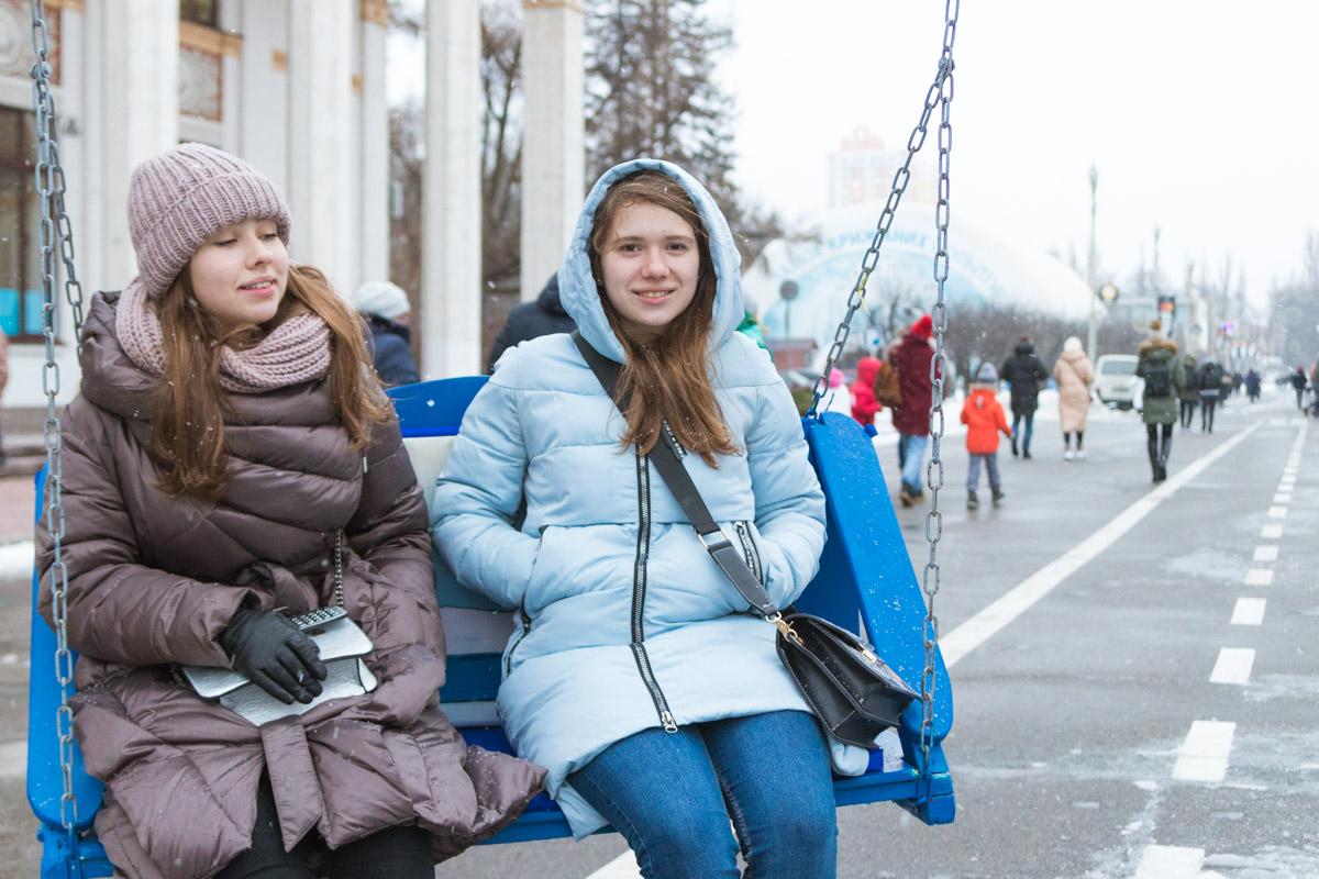 С 8 декабря в Киеве начинает работу любимый зимний праздничный парк развлечений большинства жителей и гостей Киева