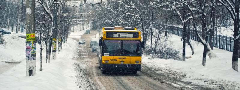 Как будет ездить транспорт в Киеве в новогоднюю ночь: расписание новые фото