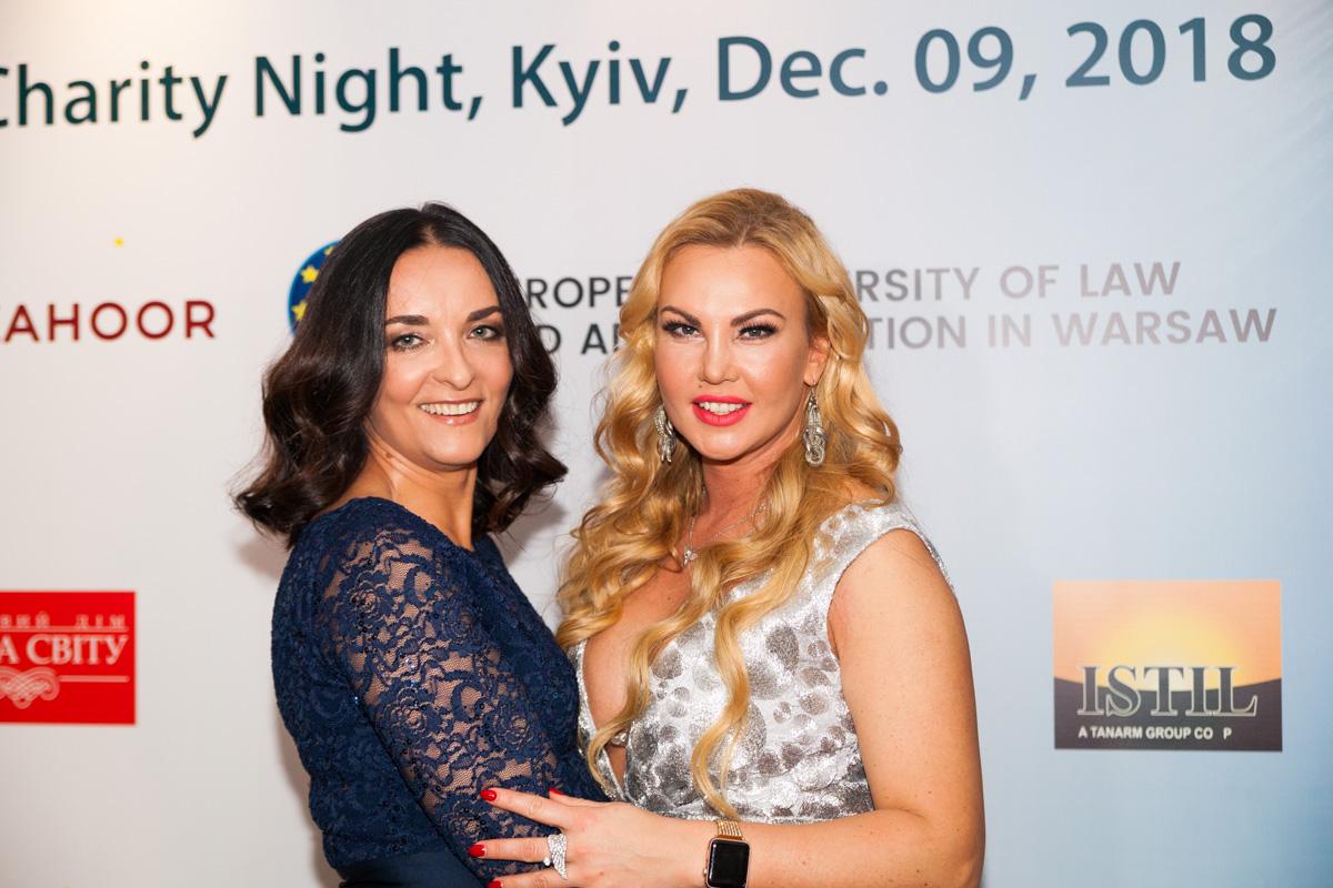Мероприятие посетили много как украинских, так и зарубежных селебритис и безнесменов