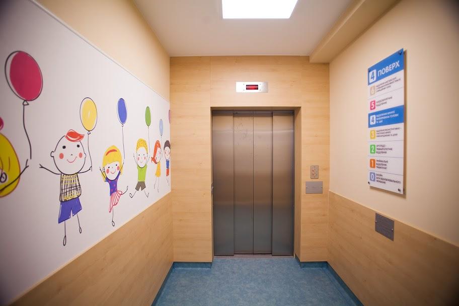 Дизайн больницы создает настроение на выздоровление