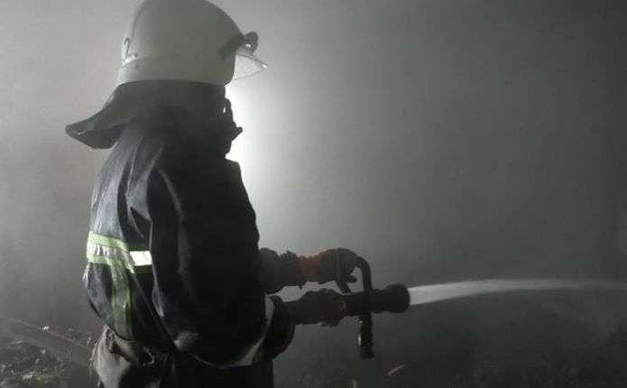 В Киеве в подвале жилого дома сгорел мужчина