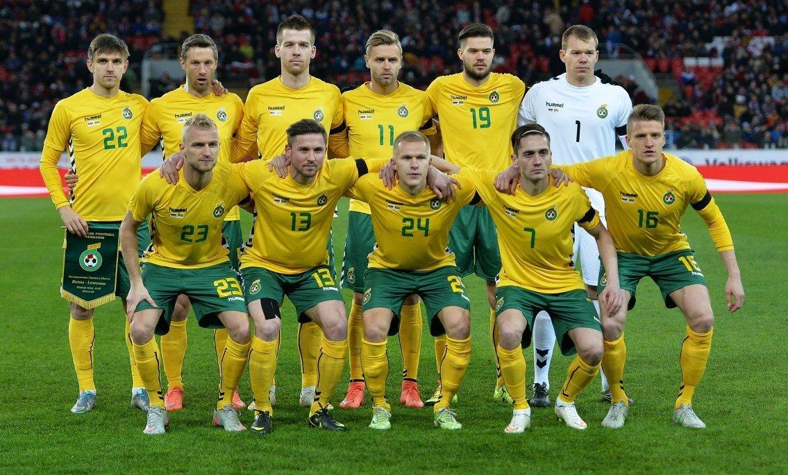 Сборная Литвы может доставить проблемы любой команде