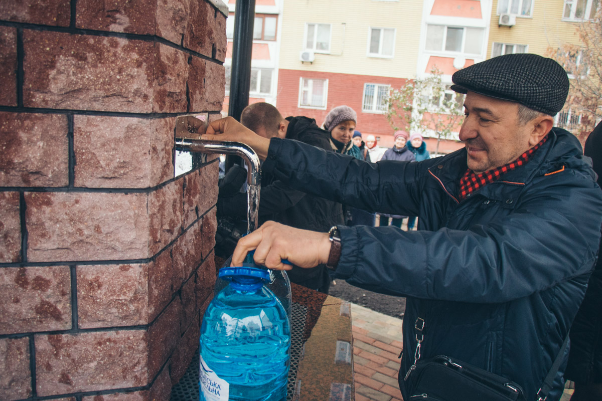 Новый бювет находится по адресу улица Урловская, 9