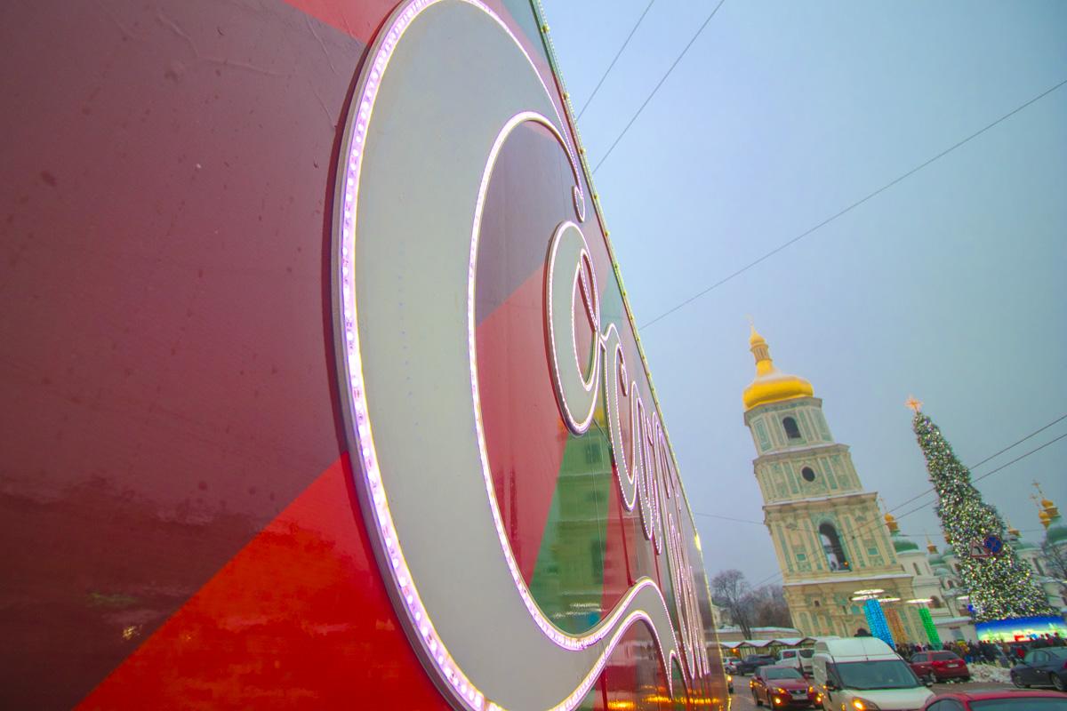 После площади автомобиль отправится к парку имени Тараса Шевченко, где будет находится с 17:00 до 20:00