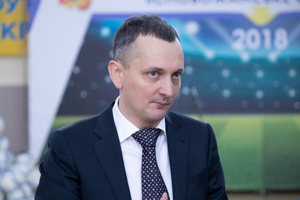 Советник Днепропетровской ОГА Юрий Голик отметил, что новый комплекс - яркий пример успешной реформы децентрализации