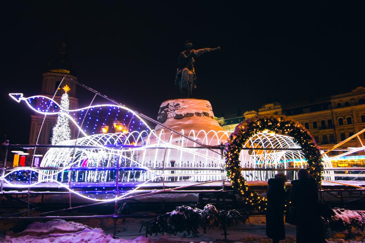 В Украине множество рождественских обычаев и традиций.