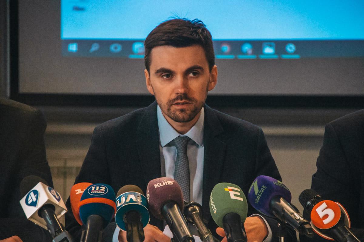 Заместитель министра охраны здоровья Украины Павел Ковтонюк