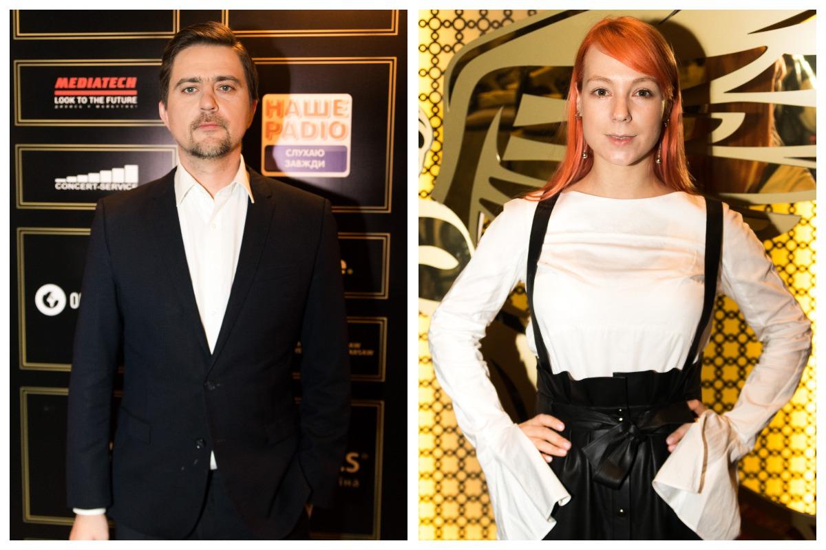 DJ Pasha является генеральным продюсером музыкальной премии, а Тарабарова активно появляется в светских кругах после рождения ребенка