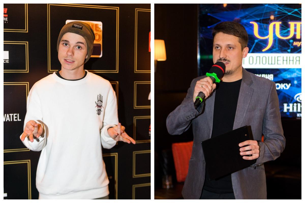 На мероприятии было множество представителей украинского шоу-бизнеса