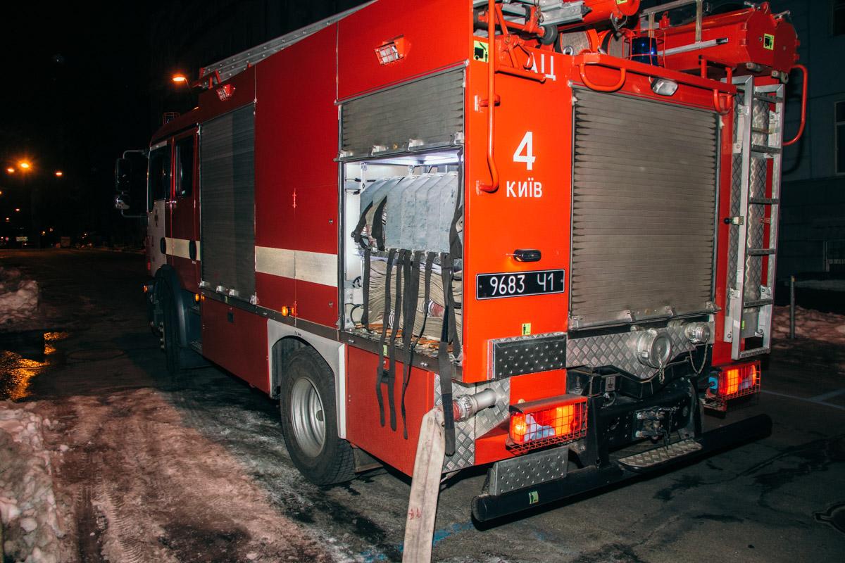 Сообщение о происшествии поступило на линии экстренных служб около 01:10