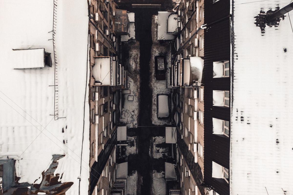 Геометрия падения
