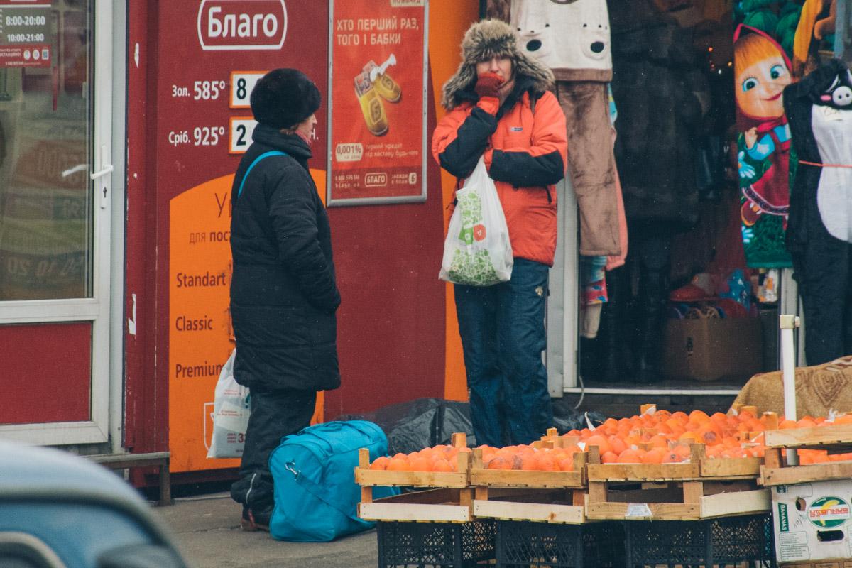 Мужчина умер недалеко от входа на станцию метро Черниговская