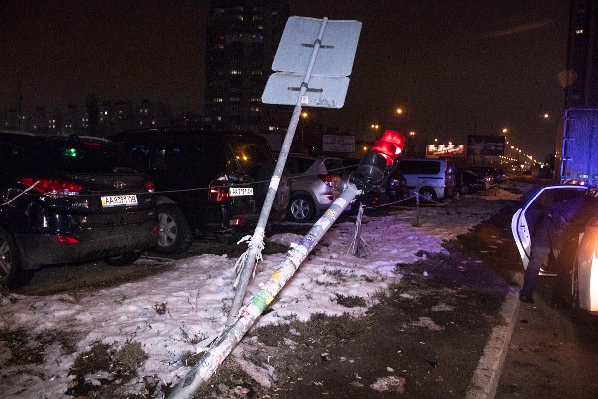 К счастью, никто не пострадал. Оба водителя были трезвыми и в адекватном состоянии