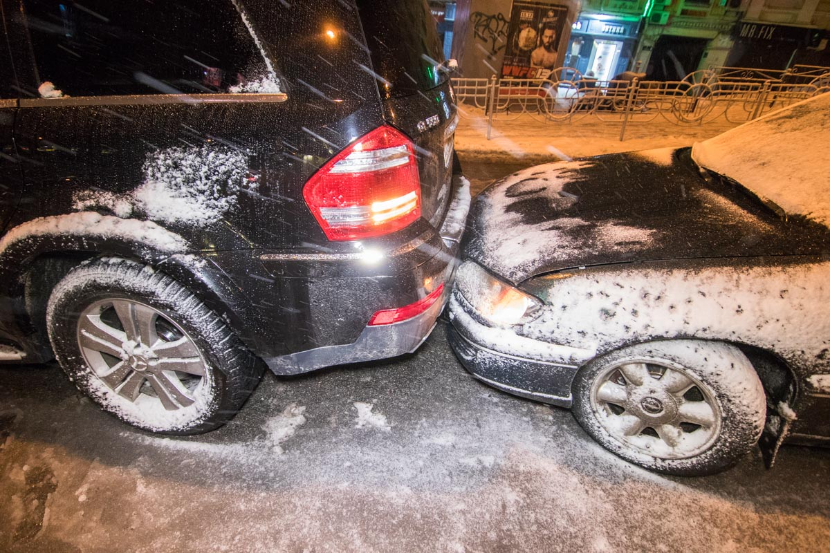 Инцидент случился 24 декабря около 22:30