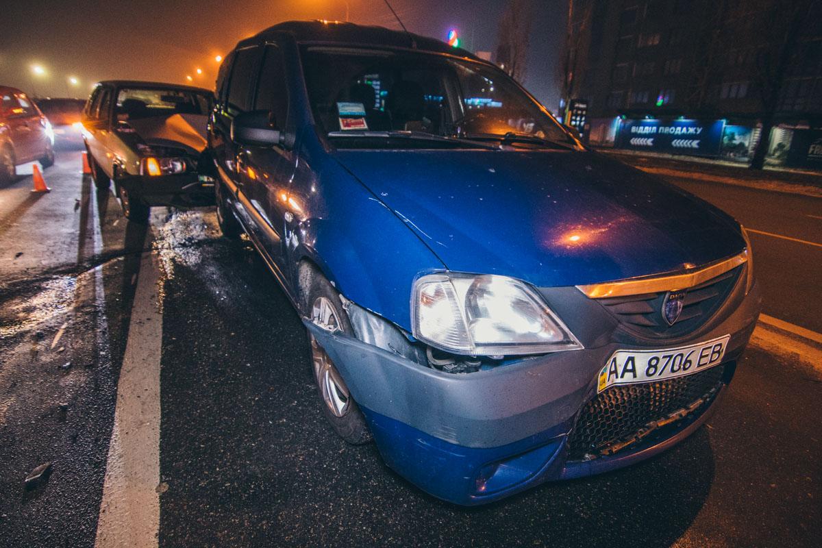 Серьезнее всего пострадала именно Dacia
