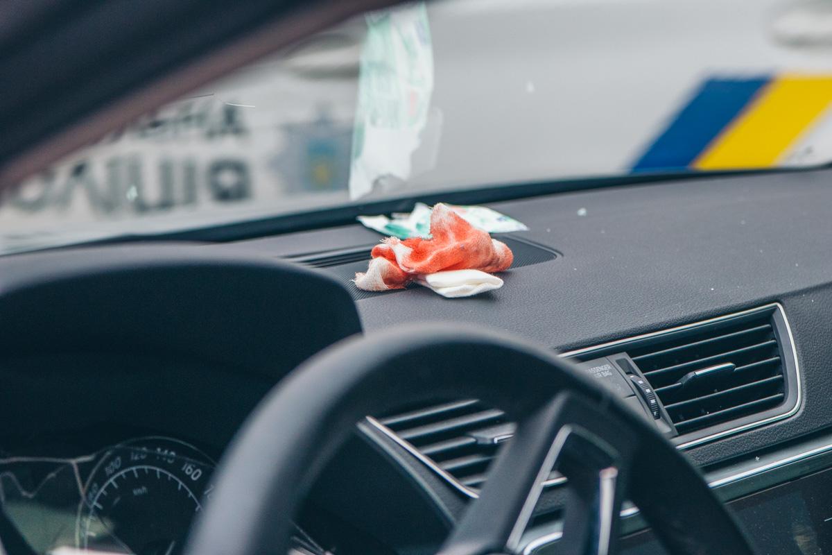 В аварии пострадали водители автомобилей