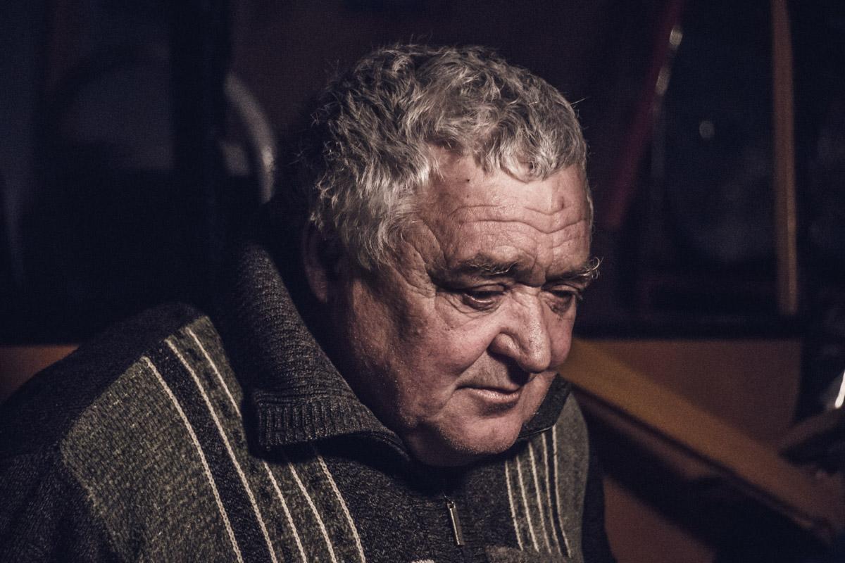 Водитель находился в шоковом состоянии, в следующем году он собирался уйти на пенсию
