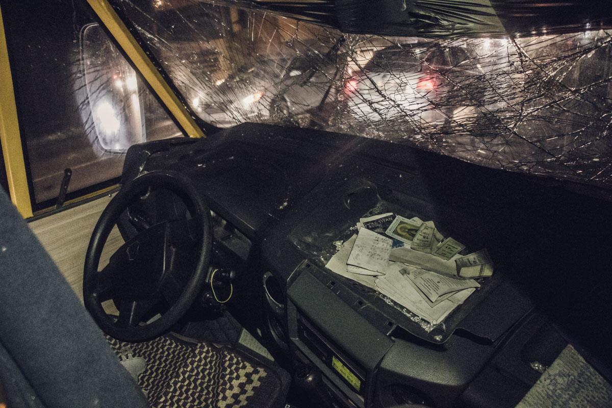 Водитель Руты сообщил, что не видел стоящего грузовика