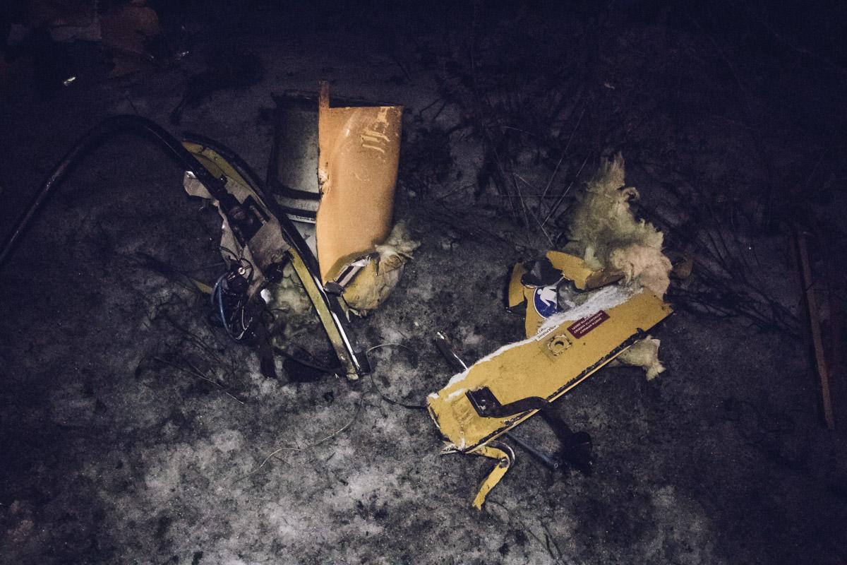 Спасатели вырезали зажатых пассажиров