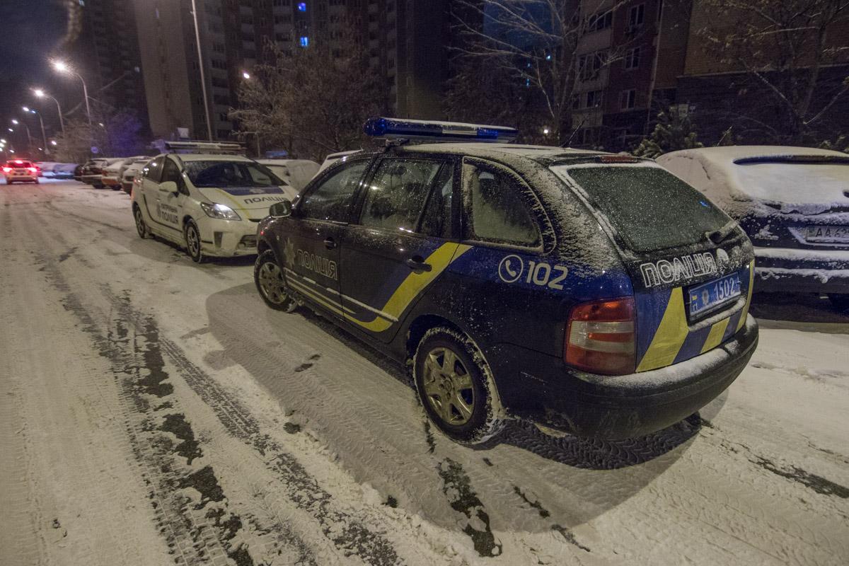 Во вторник, 25 декабря, в Киеве по адресу улица Урловская, 19 произошла драка