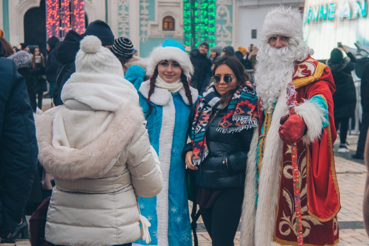 Кто там в Деда Мороза не верил? Фотоподтверждение!