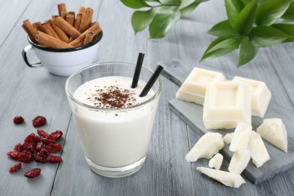 Молочно-шоколадный шейк понравится и взрослым, и детям