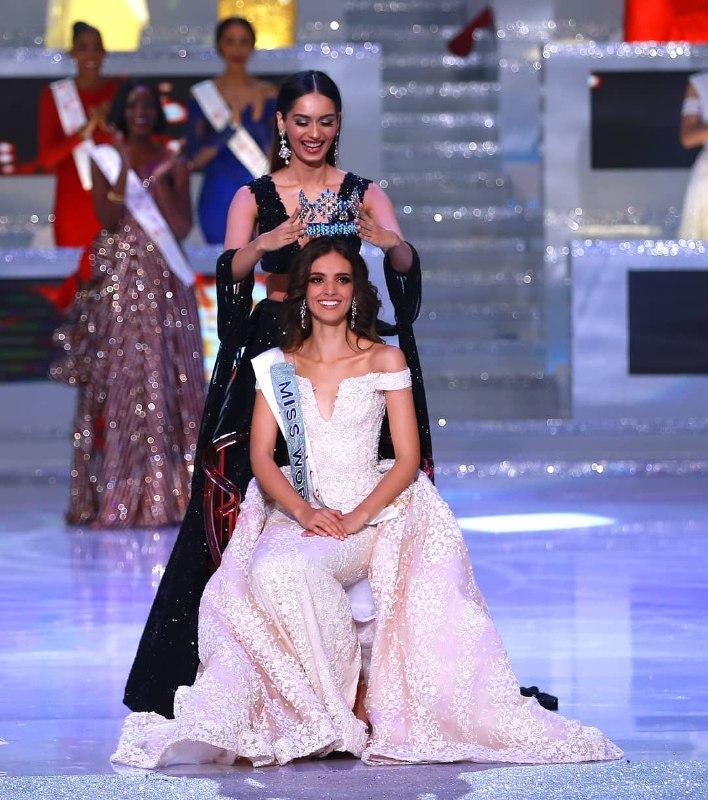 """Победительницей """"Мисс Мира"""" стала мексиканка Ванесса Понс де Леон"""