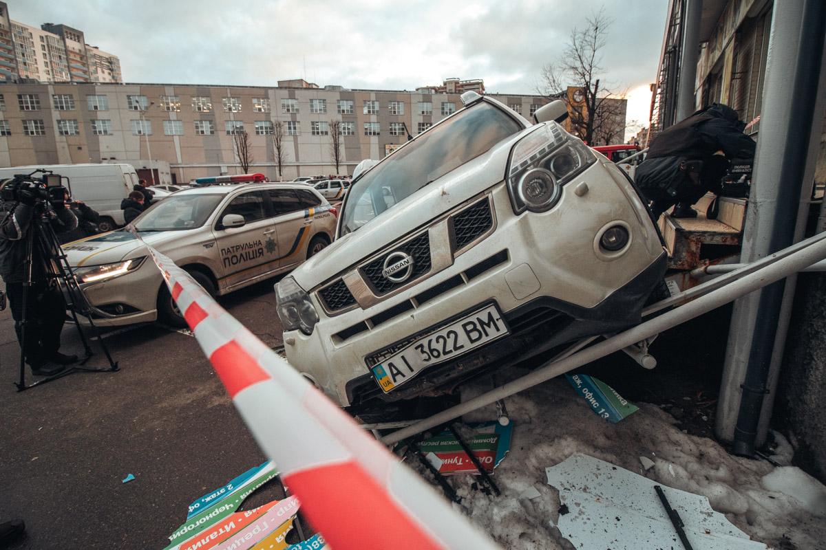Происшествие случилось на улице Сурикова, 3