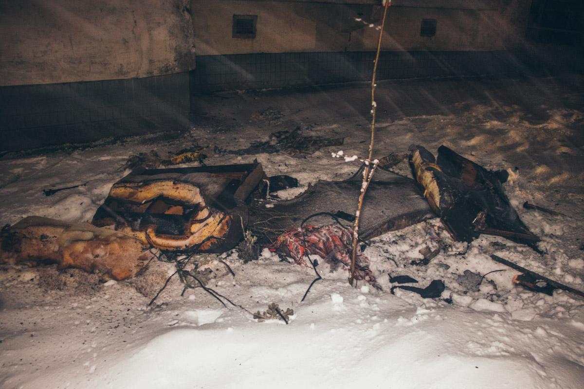 Причину пожара установит следствие