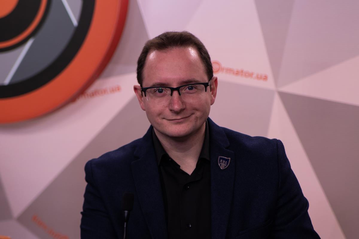 Адвокат ЮК «Альянс Правовых Сил»Владимир Борецкий