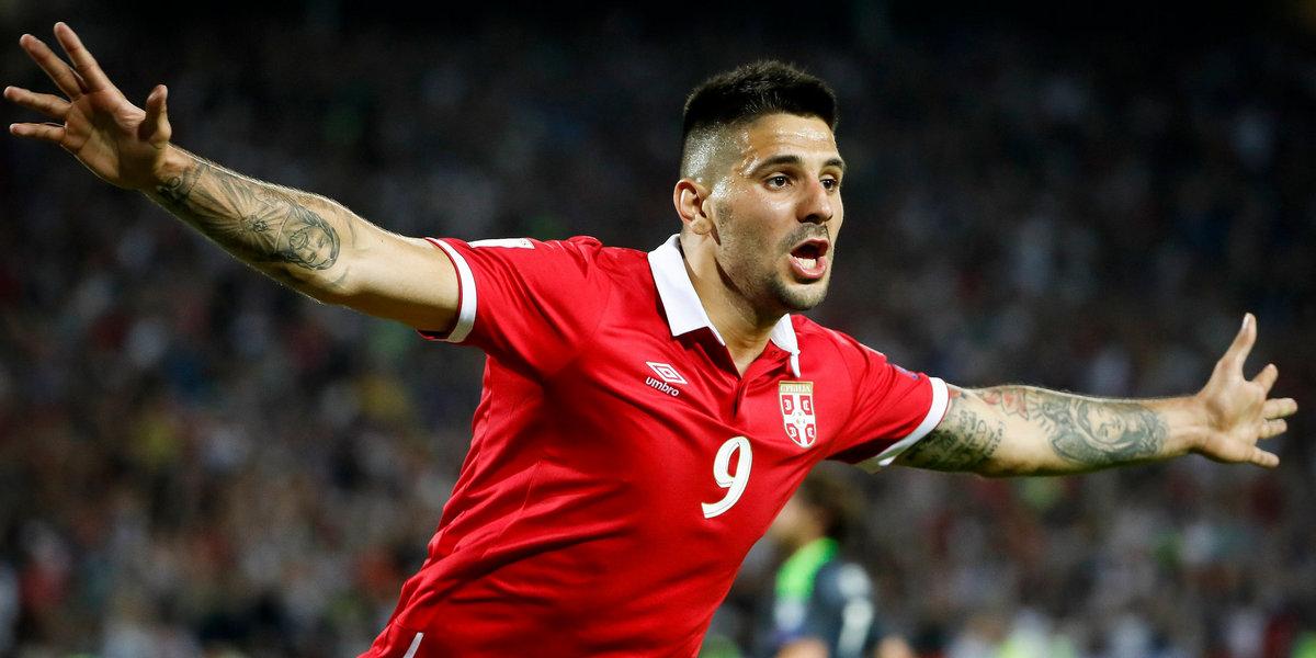 Сербов считают равным соперником для сборной Украины