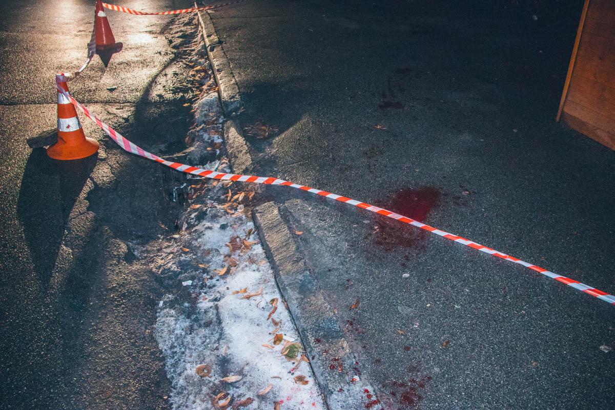 В результате инцидента пострадали три человека