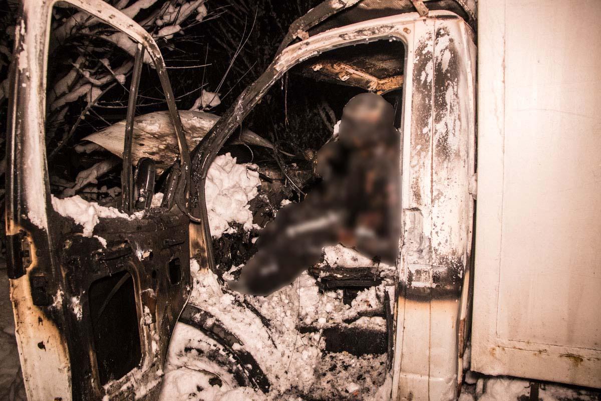 Погибший был водителем грузового автомобиля, его личность и возраст пока не установлены