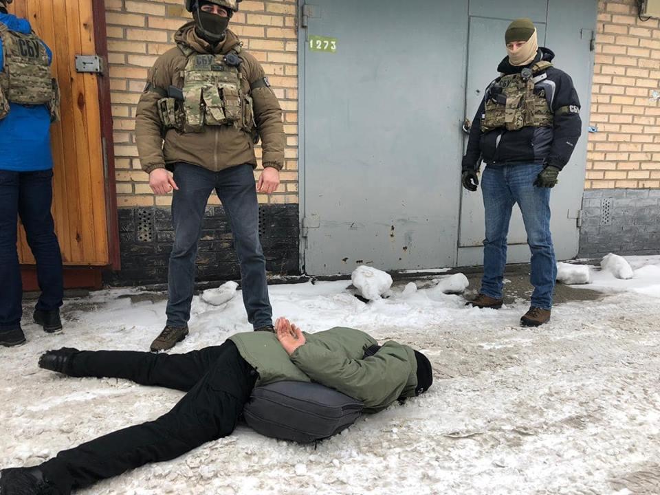 СБУ задержала заказчиков похищения парня под Киевом