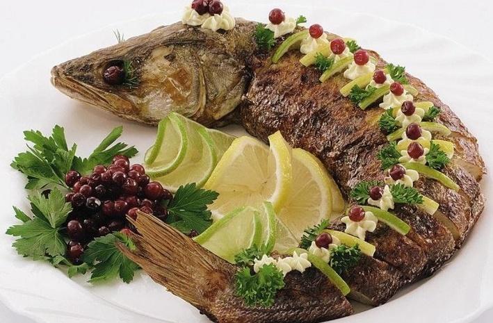Рыбу на столе называют общепринятым символом Христа