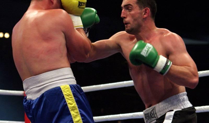 Очеретяный – украинец, профессиональный боксер-тяжеловес