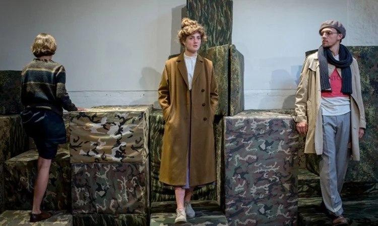 Режиссеры Катрина Шенк и Питер Кант встретились во время резиденции European Theatre Convention в 2016 году