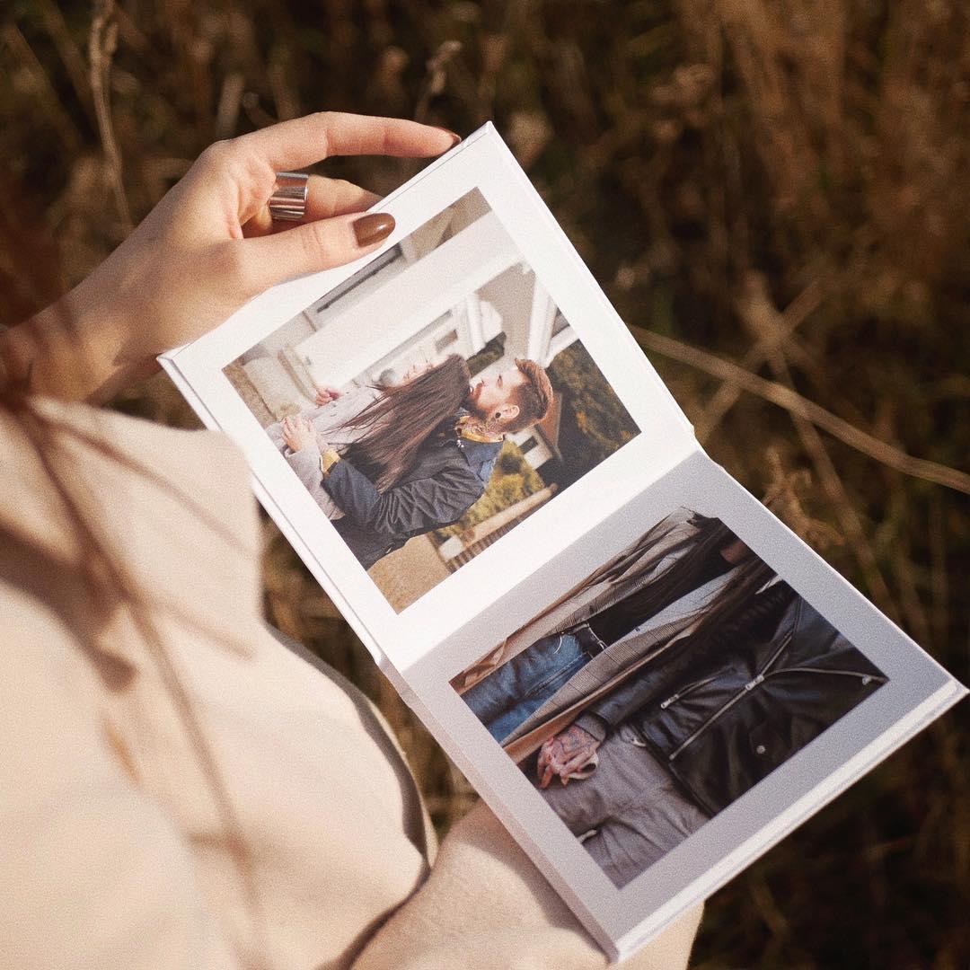 Любимую девушку точно порадует оригинальный инстабук. Instagram: @ua.mofy.life