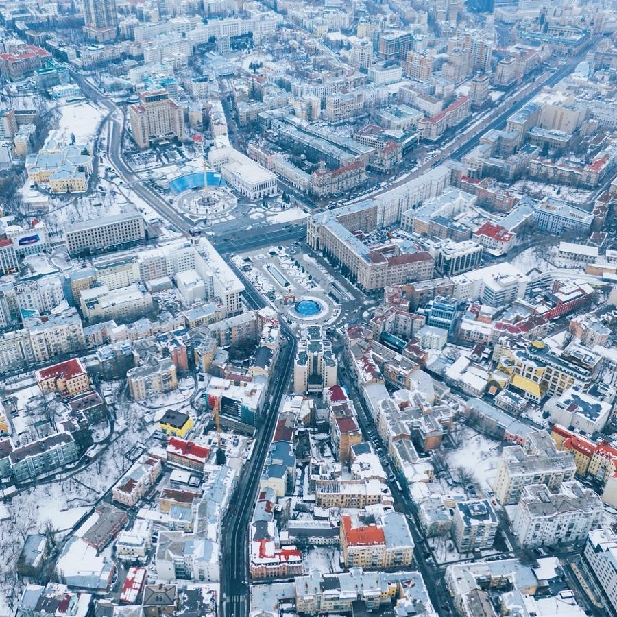 Нежно-снежная дымка от @vlad.vasylkevych