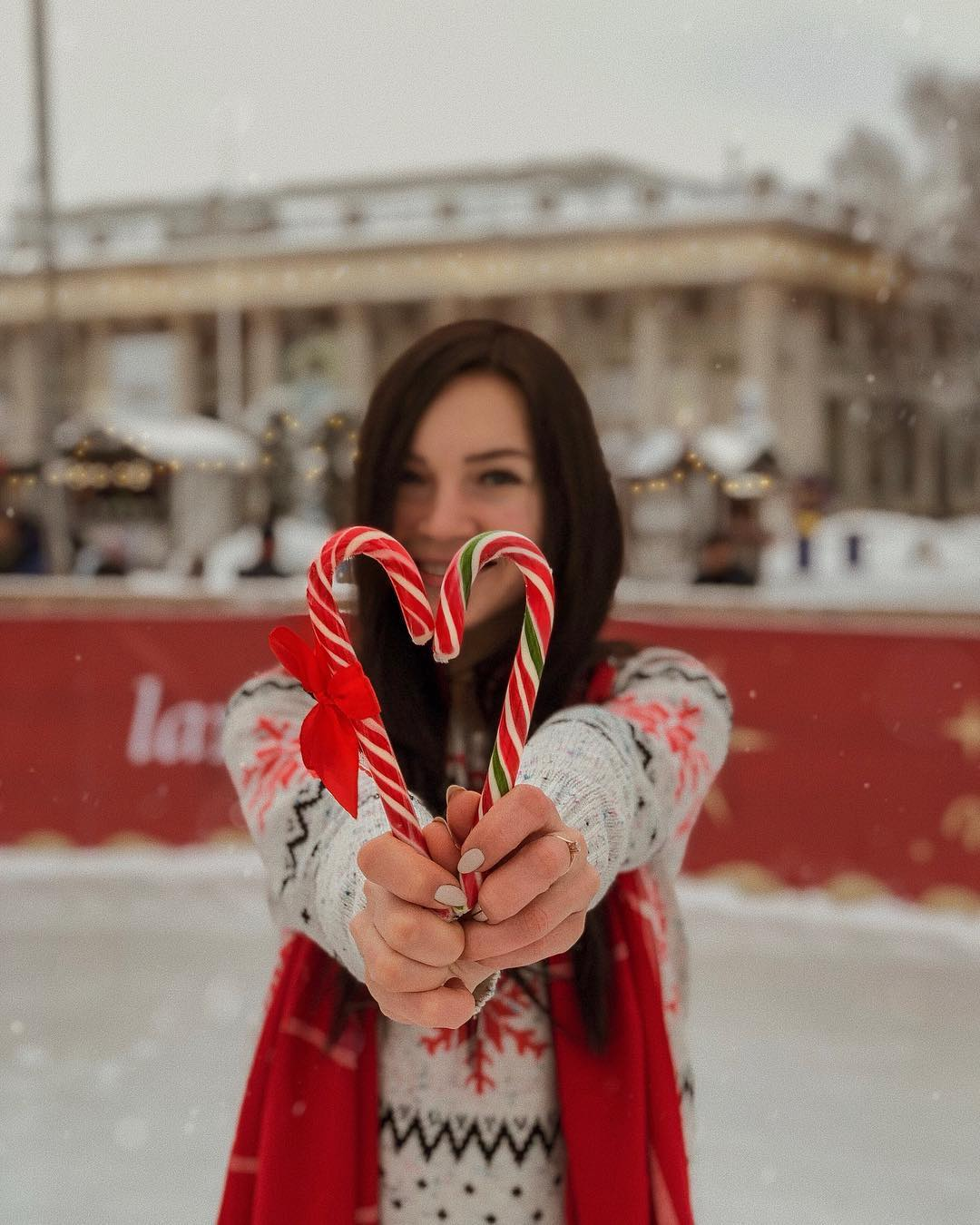Сладкое зимнее сердце @alesia_haidai